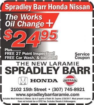 Spradley Barr Honda Nissan