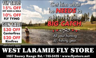 Fly Sale! Gun Sale!