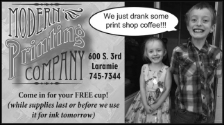 Come in for your FREE Cup!