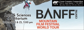 Mountain film festival world tour