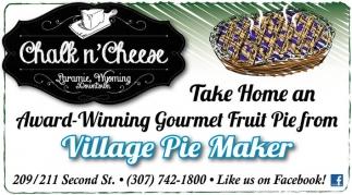 Vintage Pie Maker
