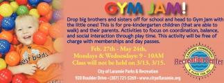 Gym Jam!
