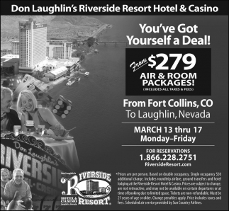 Don Laughlin's Riverside Resort Hotel and Casino