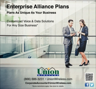 Enterprise Alliance Plans