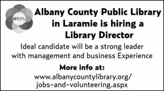 Hiring a Library Director
