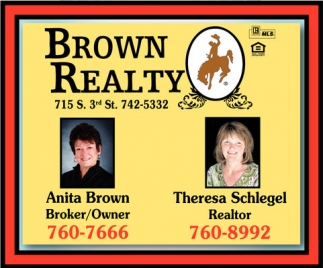 Anita Brown / Theresa Schlegel