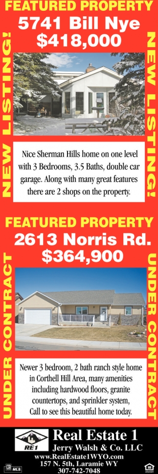 Featured Property! New Price!