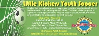 Little Kickess Youth Soccer
