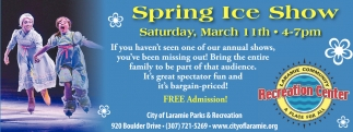 Spring Ice Show