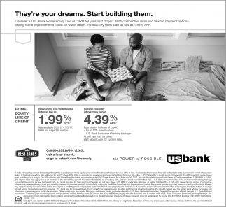 They're your dreams. Start building them