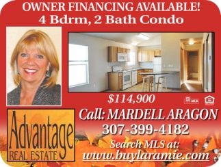 Owner Financing Available!