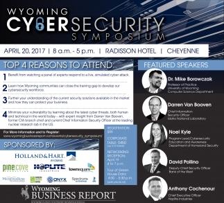 Wyoming Cyber Security Symposium