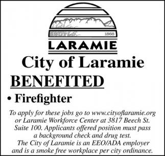 Benefited Firefighter
