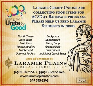 Credit Unions Unite for Good