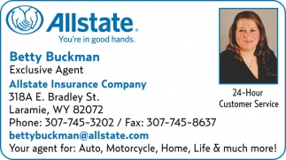 Allstate: You're in Good Hands