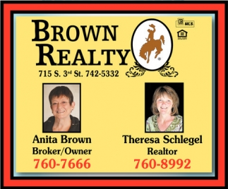 Anita Brown and Theresa Schlegel