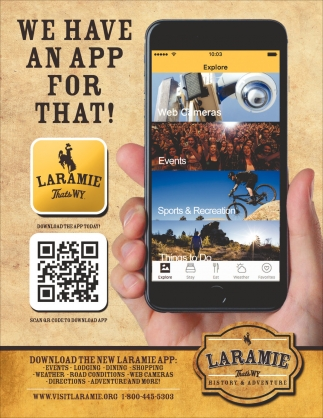 We Have an App for That!