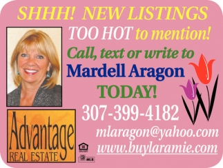 SHHHH! New Listings TOO HOT to mention!
