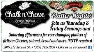 Platter Nights!