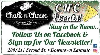 CN'C Events!