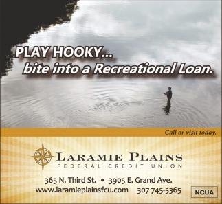 Play Hooky... bite into a Recreational Loan