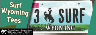 3 Surf Wyoming