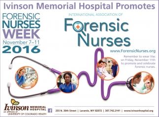Forensic Nurses