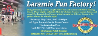Laramie Fun Factory!