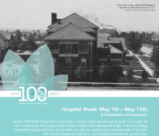 Hospital Week