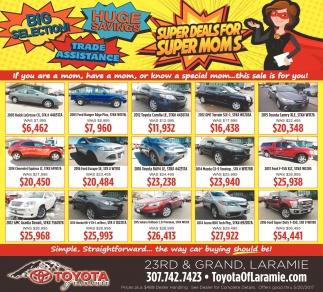 Super Deals!