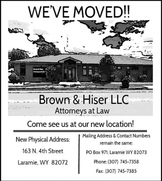 We've Moved!!