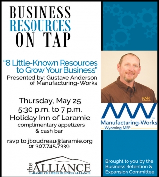 Business Resources on Tap
