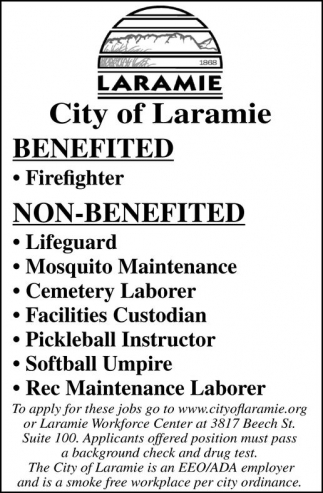 Benefited and Non-benefited