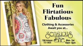 Fun, Filtratious, Fabulous