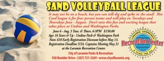 Sand Volleyball League