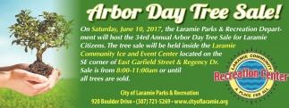 Arbor Day Tree Sale!