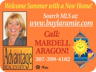 Welcome Summer with a New Home!