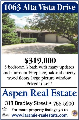 Aspen Real Estate
