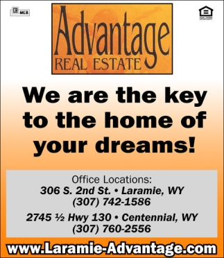 We are the key to the home of your dreams!