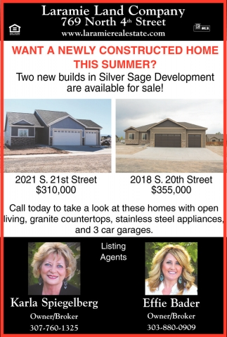Want a Newly Constructed Home This Summer