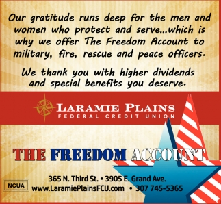 The Freedom Account