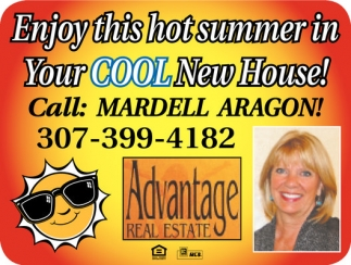 Enjoy this hot summerin your cool new house!