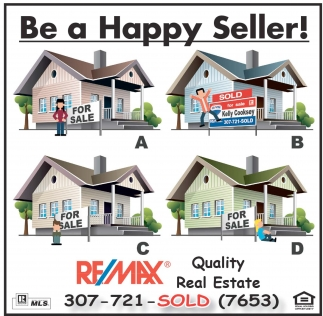 Be a happy seller