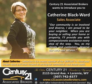Catherine Black-Ward Sales Associate