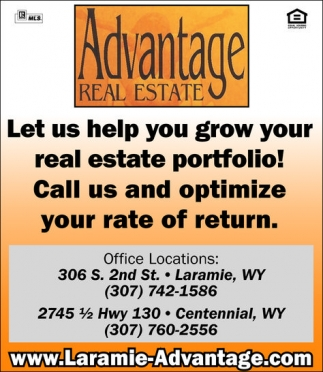 Let Us Help You Grow Your Real Estate Portfolio!