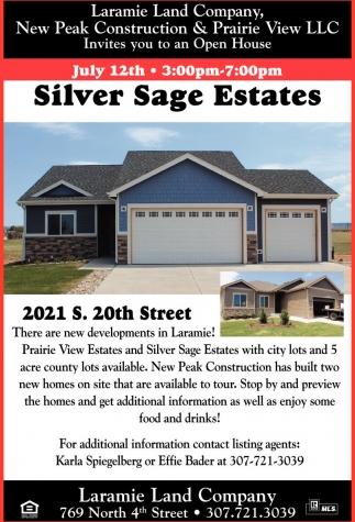 Silver Sage Estates