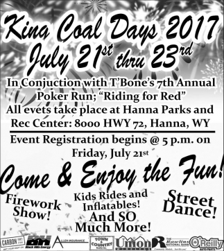 King Cool Days 2017