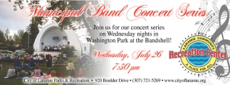 Band Concert Series