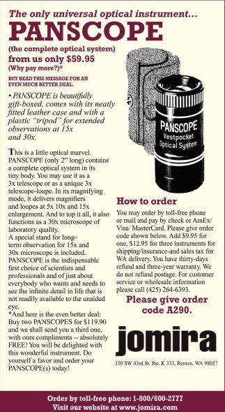 Panscope