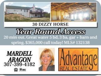 Year Round Access